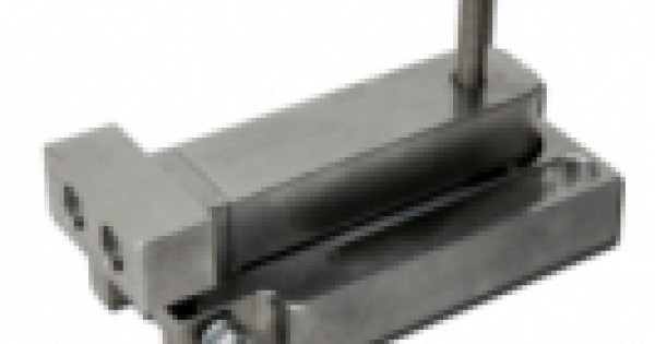 Aluminium pull down clamp for cnc systems - Vacuum Tables UK