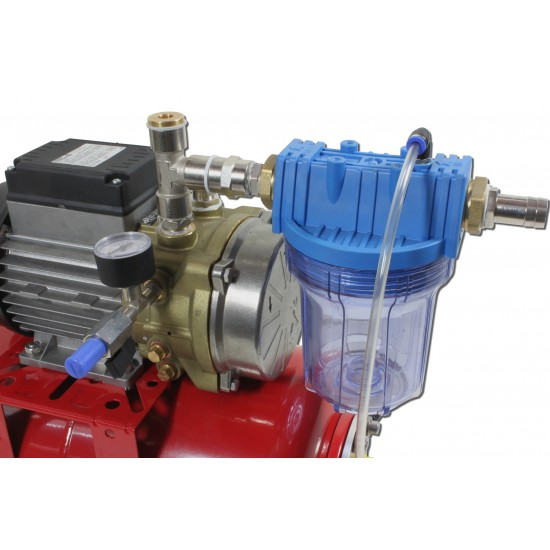 Liquid ring pump L.S.V.U.50 - ST