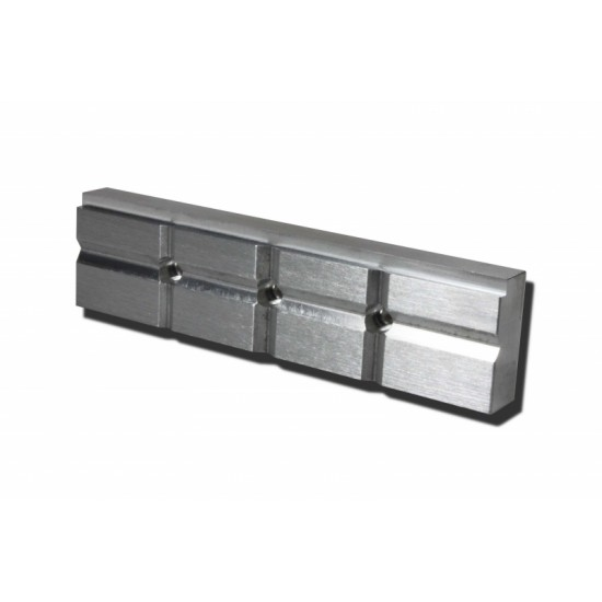 Aluminium Chuck Jaw with prism for PS-150-AL