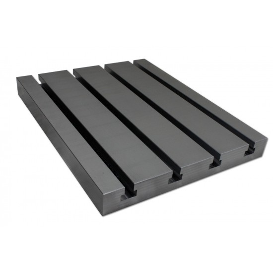 Steel T-slot plate 4020 Big Block