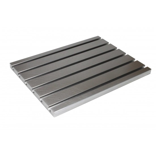 Finely Milled Steel T-slot plate 4020