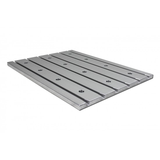 Cast Aluminium T slot Plate low profile 5050
