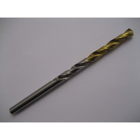 1.5mm HSSCo8 Cobalt TiN Coated Jobber Drill